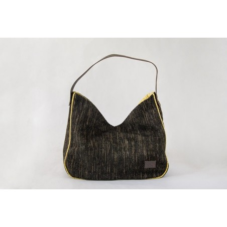 Sandra Handbag - Dark Brown