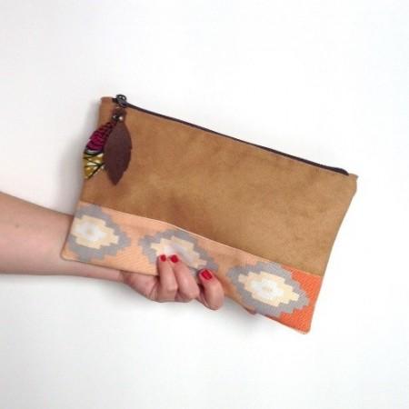 Georgiana Bound clutch