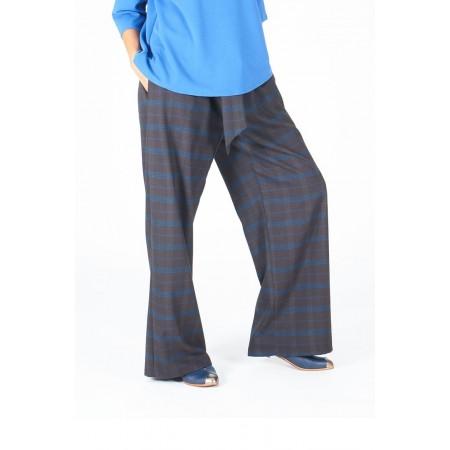 Wide squared pants Aleta