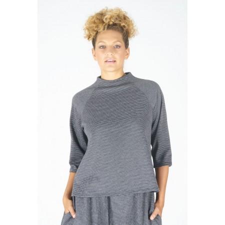 Suéter pata de gallo Tania