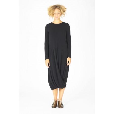Vestido negro Dorothy