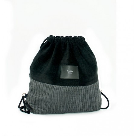 Black backpack Maipina