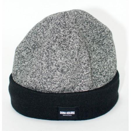 Gray knit cap Egeria