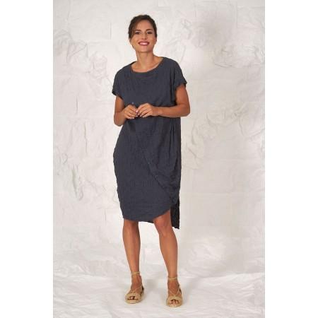 Vestido azul Popova