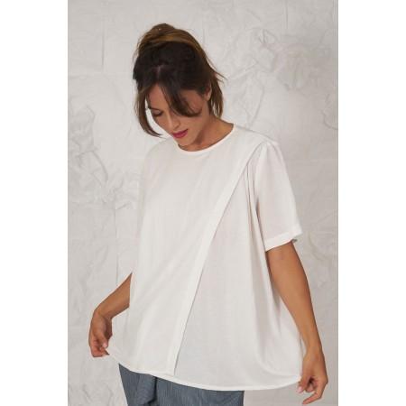 Camiseta blanca Delaunay