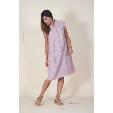 Pink Blush Dress Fontana