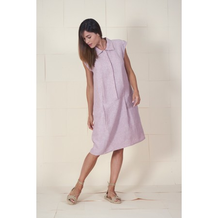 Vestit rosa Fontana