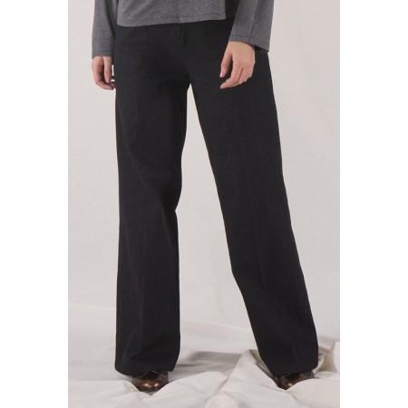 Pantalón tejano Iris negro