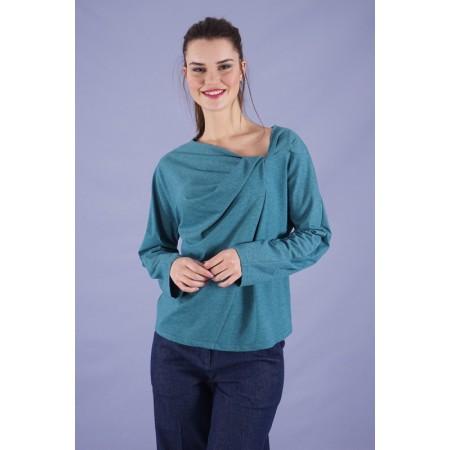Camiseta Raquel azul