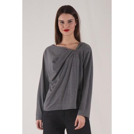 Camiseta Raquel gris