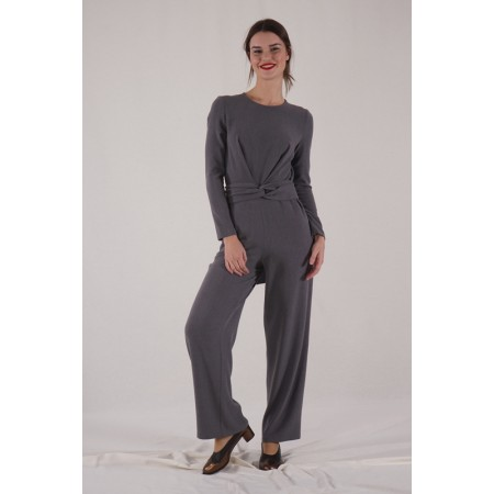 Grey Jumpsuit Rada