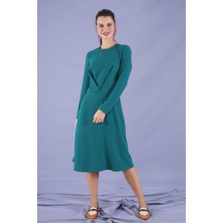 Vestido Nicoleta azul
