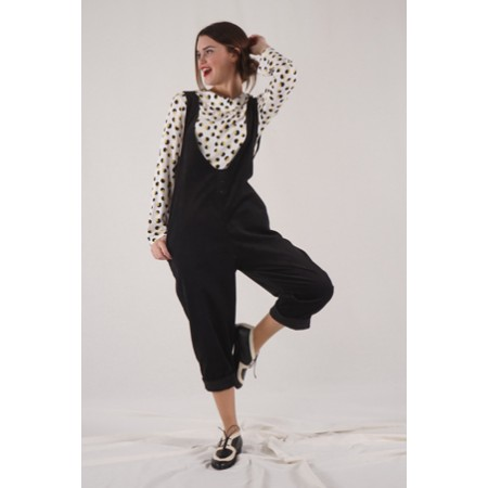 Black Jumpsuit Yasmina