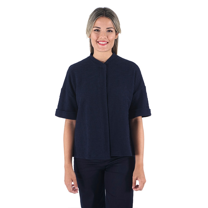 Blue navy jacket Dona Kolors