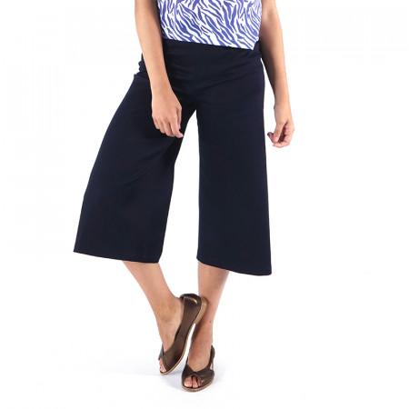 Blue palazzo pants Ernestina