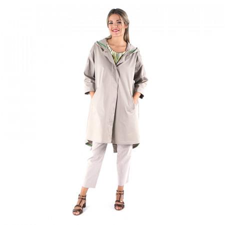 Beige raincoat Medel LG