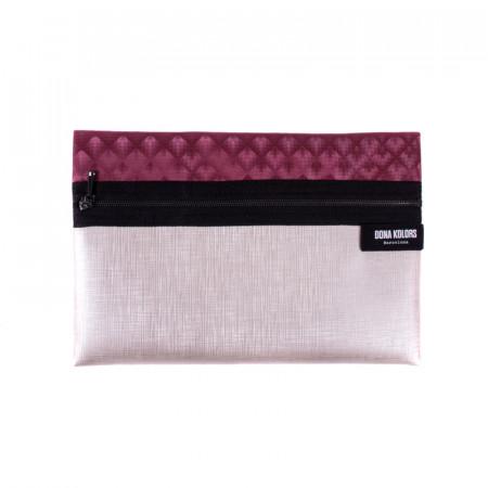 Pearl makeup bag