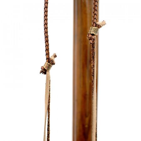 Corda de la funda de tapisseria per a penjar el telèfon