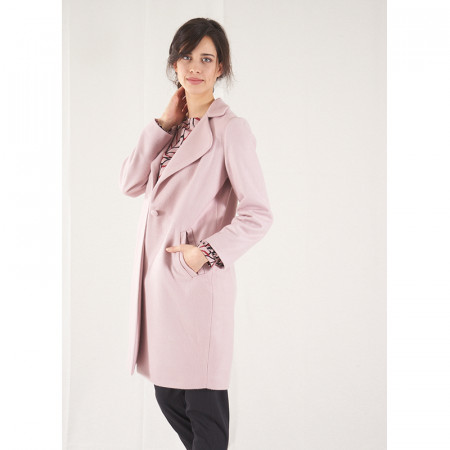 Light pink coat Noama