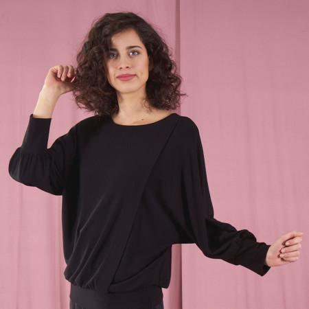 Black blouse Febe