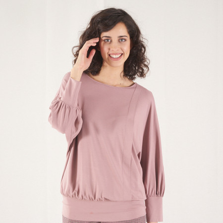 Light pink blouse Febe
