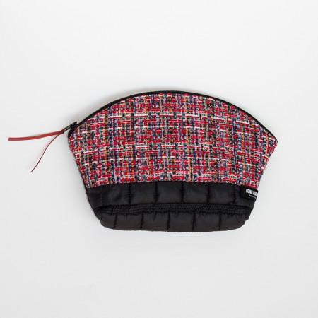 Red makeup bag Amapola