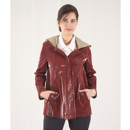 Tile waterproof trench coat...