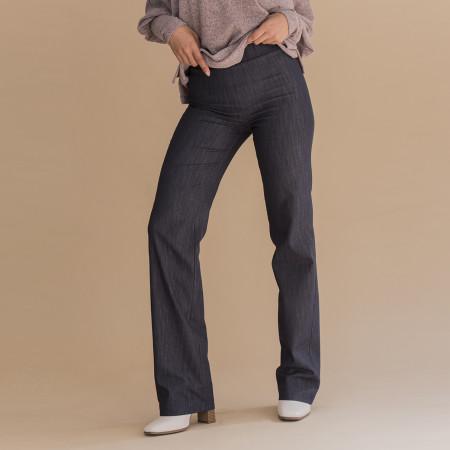 Pantaló negre texan Alika