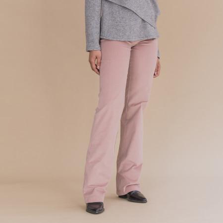 Pantaló de pana Rosa Alika