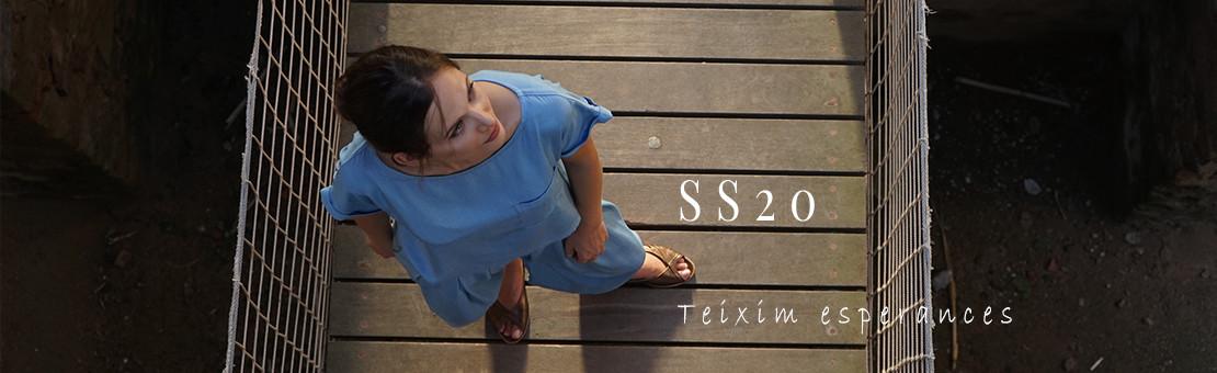SS20. Col·lecció primavera estiu 2020 de Dona Kolors